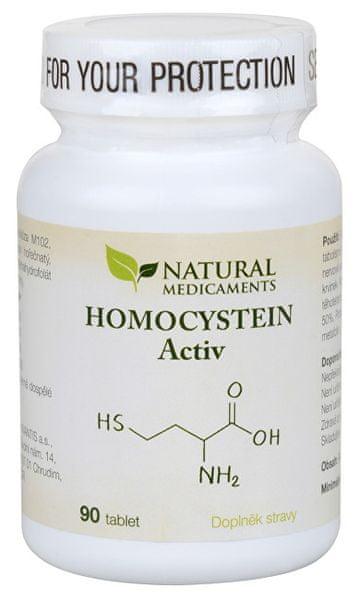 Natural Medicaments Homocystein Activ 90 tablet