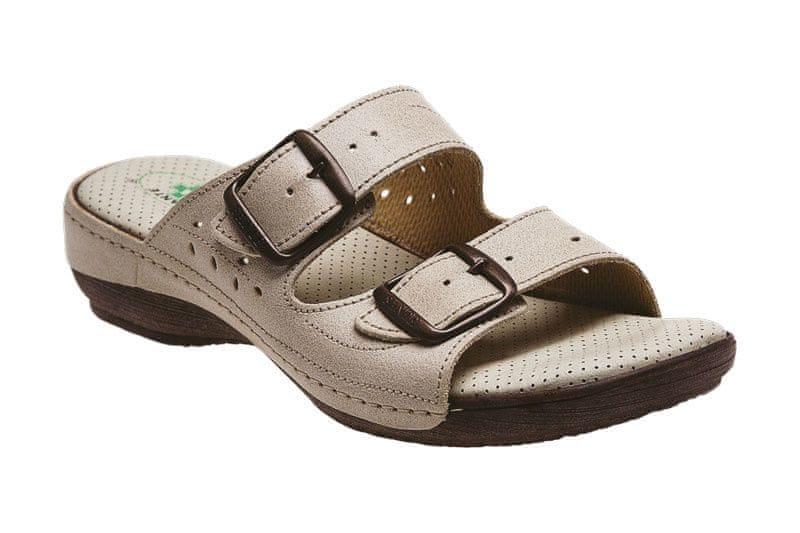 SANTÉ Zdravotní obuv dámská N 124 3 26 světle béžová (Velikost vel 73964bc87c