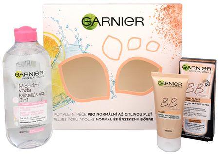 Garnier Zestaw upominkowy dla bezbłędne Skin Naturals BB