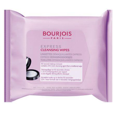 Bourjois Odličovacie obrúsky (Express Cleansing Wipes) 25 ks
