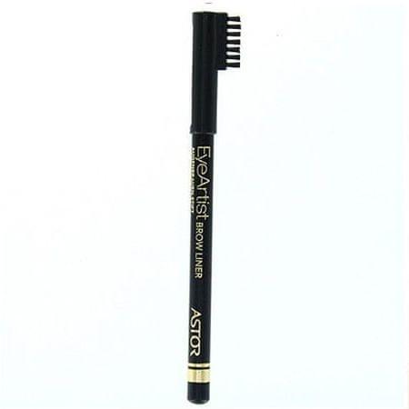 Astor Brwi ołówków artysty szczotki oka (Brown liniowy) 1,7 g (cień 085 Gold Brown)