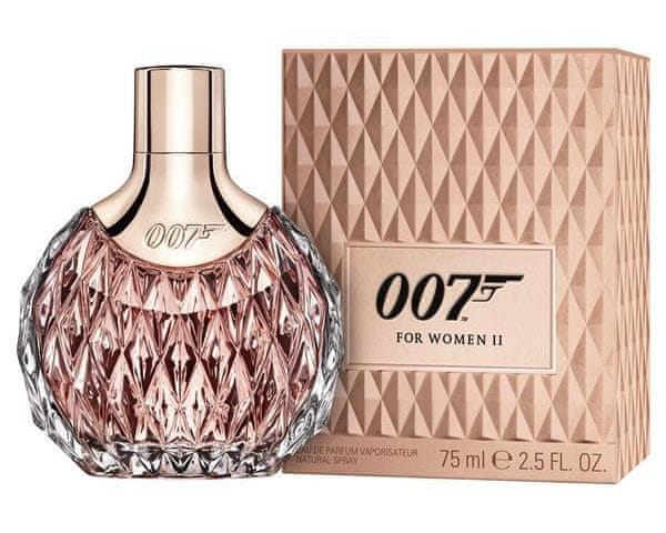 James Bond James Bond 007 For Women II - EDP 50 ml pro ženy