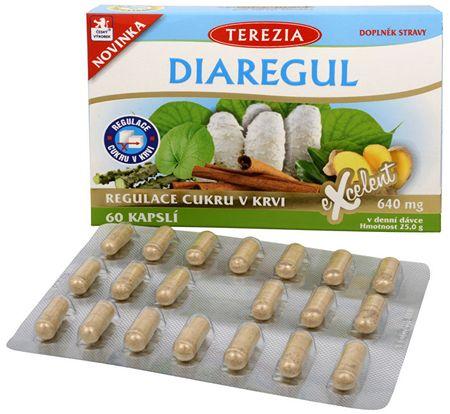 TEREZIA COMPANY Diaregul 60 kapsúl