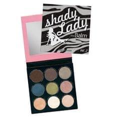 theBalm Paletka očních stínů Shadow Palette ShadyLady Palette Vol.2 (Zebra)