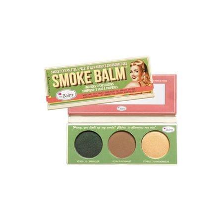 theBalm Paletka dymových očných tieňov Smoke Balm Volume 2