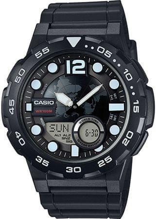 CASIO Collection Aeq 100W-1A