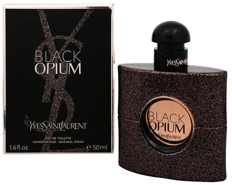 Yves Saint Laurent Opium Black - EDT 50 ml pro ženy