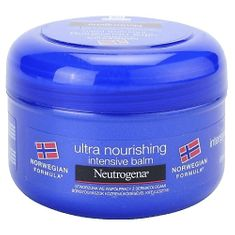 Neutrogena Ultra výživný intenzivní balzám (Ultra Nourishing Intensive Balm) 200 ml