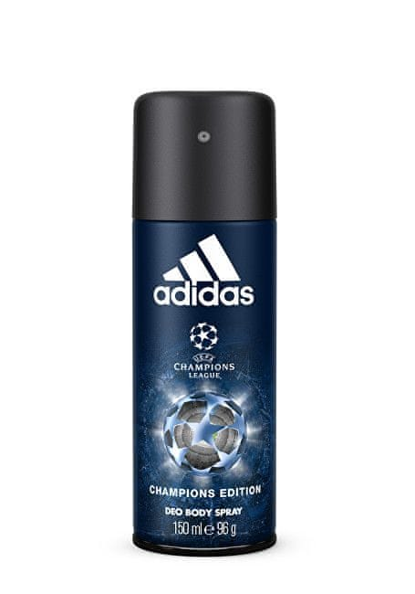 Adidas UEFA Champions League Edition - deodorant ve spreji 150 ml
