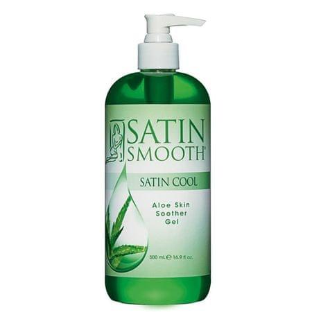Satin Smooth Uklidňující a chladivý gel po depilaci (Satin Cool Soother Gel) 473ml