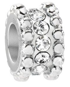 Morellato Ocelový přívěsek Drops White Crystals SCZ705
