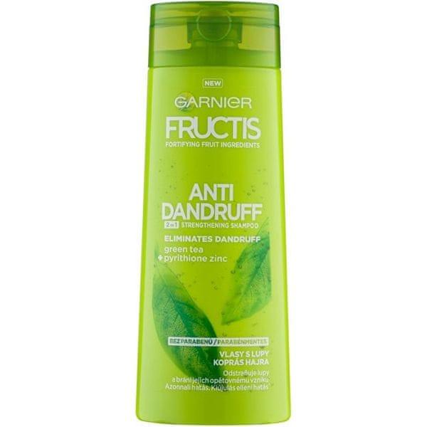 Garnier Šampon proti lupům 2 v 1 pro normální vlasy Antidandruff (Objem 250 ml)