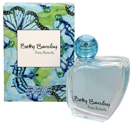 Betty Barclay Pretty Butterfly - EDT 50 ml