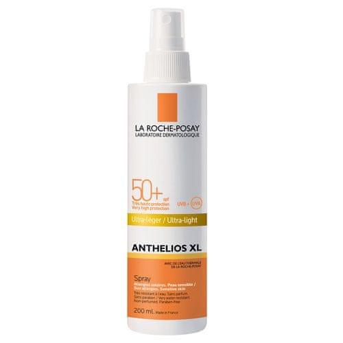 La Roche - Posay Ultra lehký opalovací sprej SPF 50+ Anthelios XL (Ultra Light) 200 ml