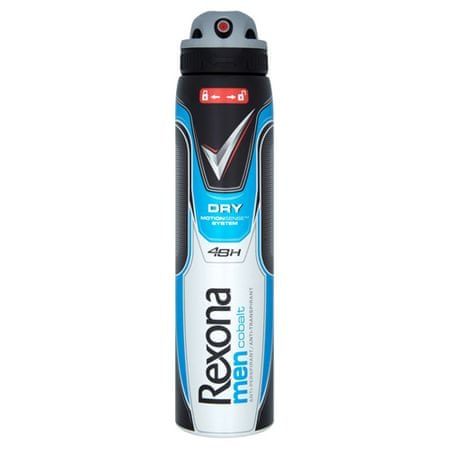Rexona Antiperspirant ve spreji Men Cobalt 250 ml