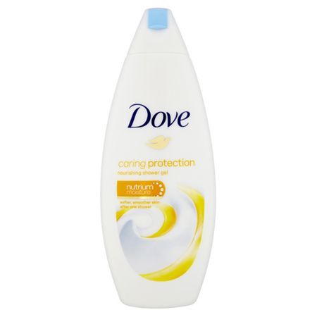 Dove Caring Protection tápláló krémtusfürdő (Nourishing Shower Gel) (kötet 500 ml)