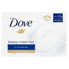 Dove Krémová tableta (Beauty Cream Bar) 4 x 100 g