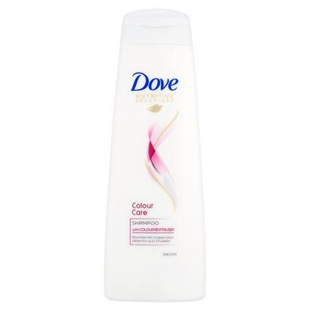 Dove Nutritive Solutions Colour Care sampon festett hajra(Shampoo) (kötet 250 ml)