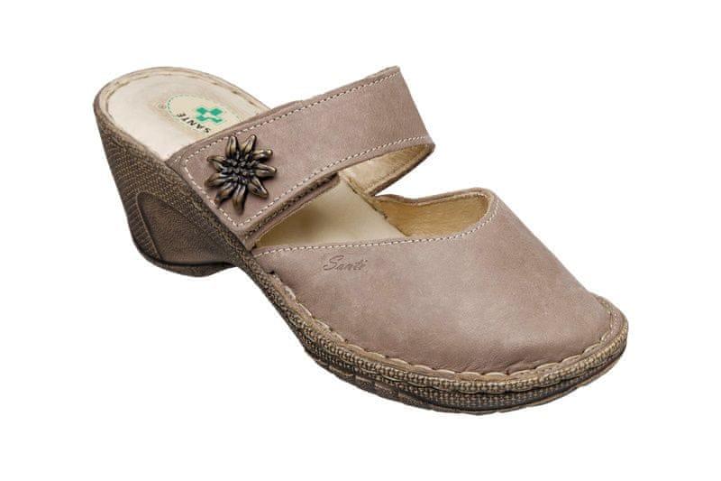 7dc7fa50449a SANTÉ Zdravotní obuv dámská N 309 1 43 béžová (Velikost 40)