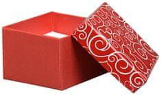 Jan KOS Romantická darčeková krabička na prsteň VE-3 / A7