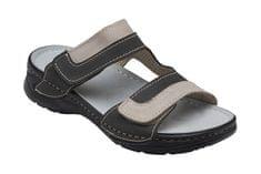 SANTÉ Zdravotní obuv dámská D/12/60/S12/CP černá (Velikost vel. 41)