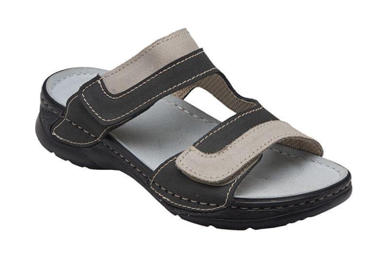 SANTÉ Zdravotní obuv dámská D 12 60 S12 CP černá (Velikost b00b94c6ce
