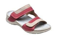SANTÉ Zdravotní obuv dámská D/12/C30/S12/SP červená (Velikost vel. 38)