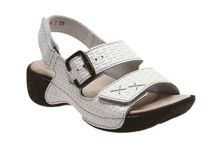 SANTÉ Zdravotná obuv dámska N / 109/2/01 biela (Veľkosť vel. 40)