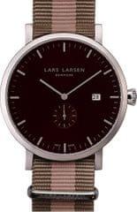 Lars Larsen LW31 Sebastian Steel 131SBSN