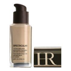 Helena Rubinstein Przedłużone makijażu spektakularny SPF 10 (12 godzin dodatkowe zużycie i komfort Foundation) 30 ml