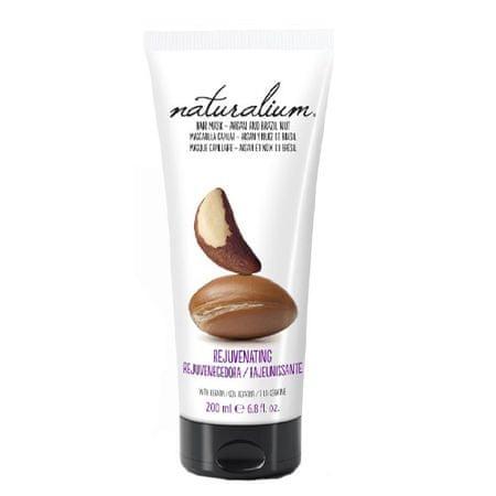 Naturalium Włosów ekstrakt maski arganowy i orzechów brazylijskich (Rejuvetaning arganowy włosów Maska i orzech