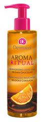 Dermacol Harmonizující tekuté mýdlo Belgická Čokoláda s Pomerančem Aroma Ritual (Harmonizing Liquid Soap)