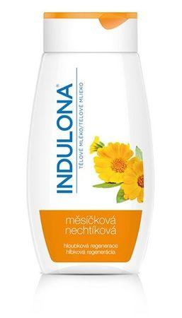 Indulona Regeneračné telové mlieko Nechtík (Objem 250 ml)