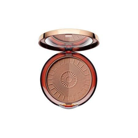 Art Deco Proszek Duo brązujący Witam Sunshine (Bronzing Powder Compact Long-Lasting) 10 g (cień 50 Almond)