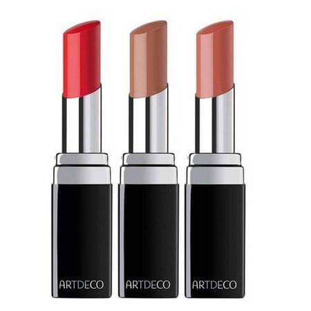 Artdeco ošetrujúce rúž Hello Sunshine(Color Lip Shine) 2,9 g (Odtieň 21 Shiny Bright Red)