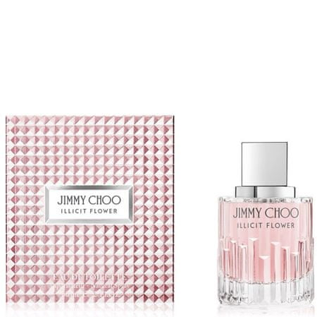 Jimmy Choo Illicit Flower - woda toaletowa 40 ml