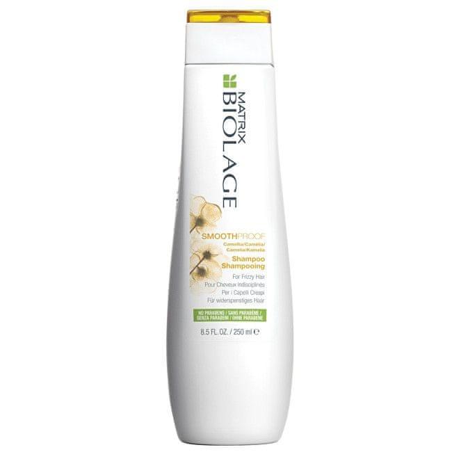 Biolage Vyhlazující šampon pro silné a krepaté vlasy Biolage SmoothProof (Shampoo) (Objem 1000 ml)