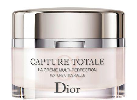 Dior Zpevňující pleťový krém pro všechny typy pleti Capture Totale (La Créme Multi-Perfection Texture Uni