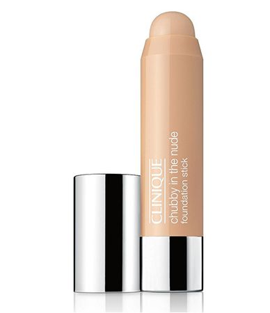 Clinique Krémový make-up v tyčince Chubby In The Nude (Foundation Stick) 6 g (Odstín 06 Ivory)