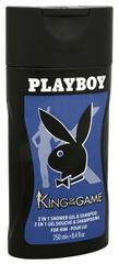 Playboy King Of The Game - żel pod prysznic