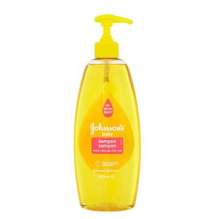 Johnson's Baby Baby Šampón 500ml