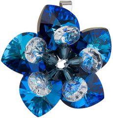 Evolution Group Tavirózsa medál34072.5 bermuda blue ezüst 925/1000