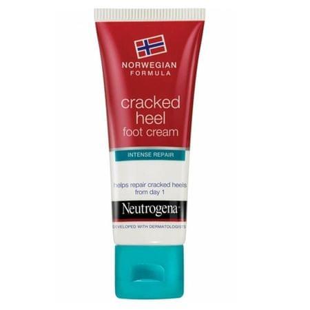 Neutrogena Krem na pękające pięty (Cracked Heel Foot Cream) (objętość 50 ml)