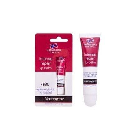 Neutrogena Intenzivní regenerační balzám na rty (Intense Repair Lip Balm) 15 ml
