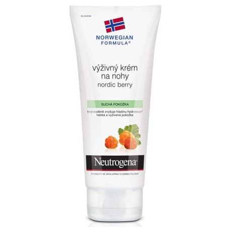 Neutrogena Výživný krém na nohy Nordic Berry (Nourishing Foot Cream) 100 ml