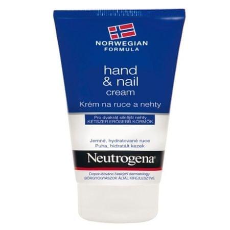 Neutrogena Krém na ruce a nehty (Hand And Nail Cream) 75 ml