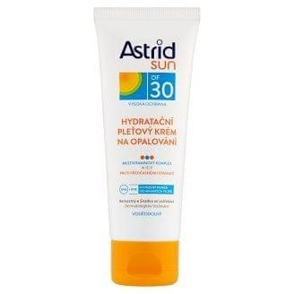 Astrid Hidratáló arckrém SPF 30 Sun 75 ml
