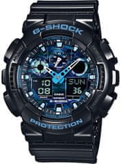 CASIO G-Shock GA 100cbm-1A