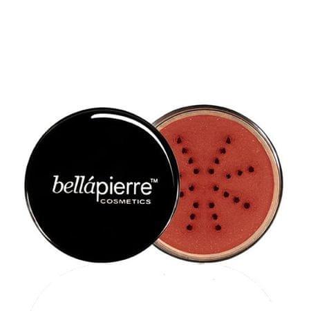 Bellapierre Róż mineralny (mineralne Luźne zmętnienia) 4 g (cień Ammaretto)