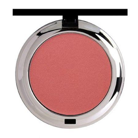 Bellapierre Kompaktní minerální tvářenka (Compact Mineral Blush) 10 g (Odstín Desert Rose)